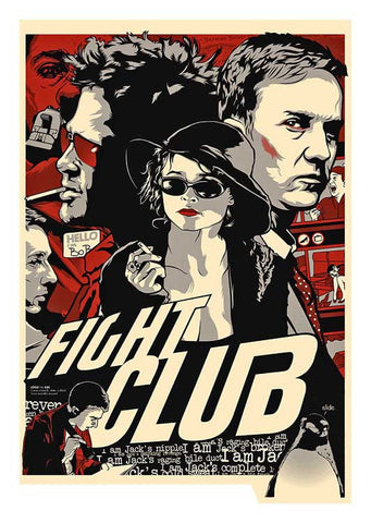 FIGHT CLUB, Mocu 23.
