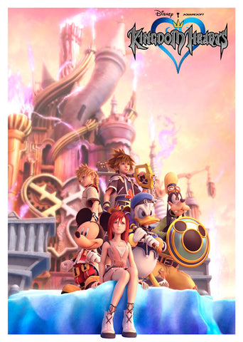 Kingdom Hearts, Gme-096