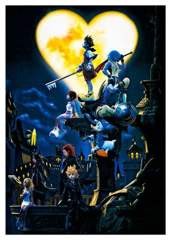 Kingdom Hearts, Gme-097