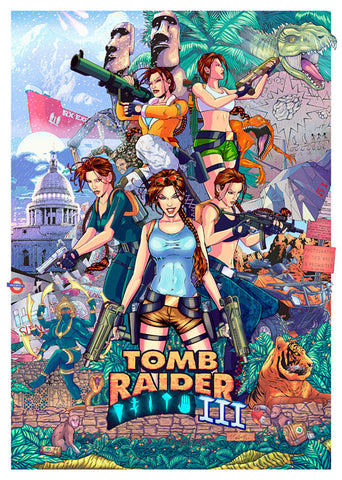 Tomb Raider, Gme-101.