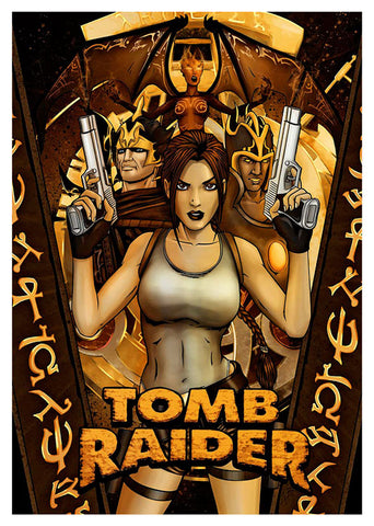 Tomb Raider, Gme-103.
