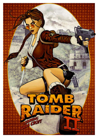 Tomb Raider, Gme-104.