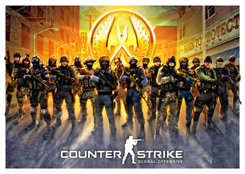 Counter Strike-Global Offensive, Gme-105.