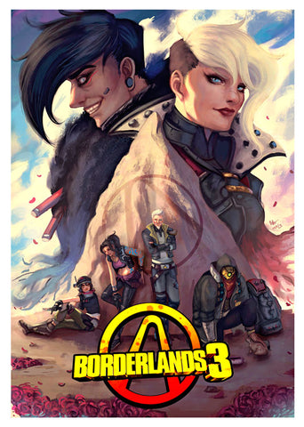 Borderlands 3, Gme-119