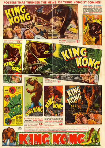 King Kong Advert, LG-KK-Prop-2