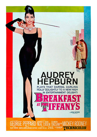 BREAKFAST AT TIFFANY'S,  LG-MocA-012.