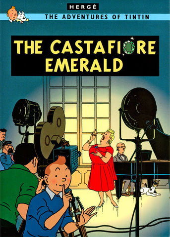 TINTIN, THE CASTAFIORE EMERALD, LG-TLS-33.