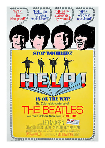 THE BEATLES, HELP, LG Mus 1.