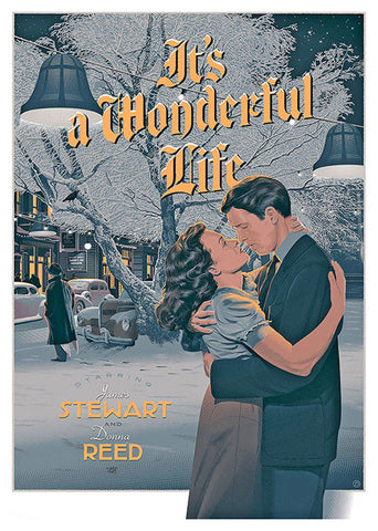 It is a Wonderful Life, MocA 001.