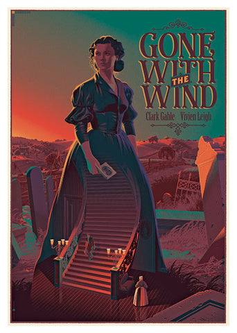 Gone With the Wind, MocA-025.