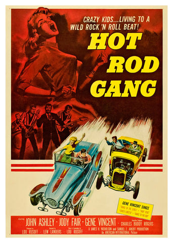 Hot Rod Gang, MocA-138