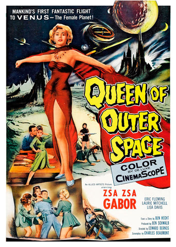 Queen of Outer Space, MocA-195