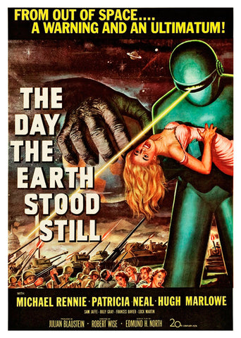 The Day the Earth Stood Still, MocA-196