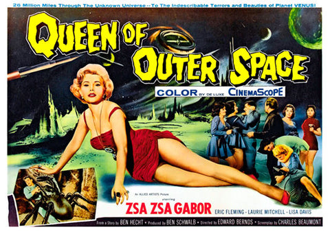 Queen of Outer Space, MocA-199