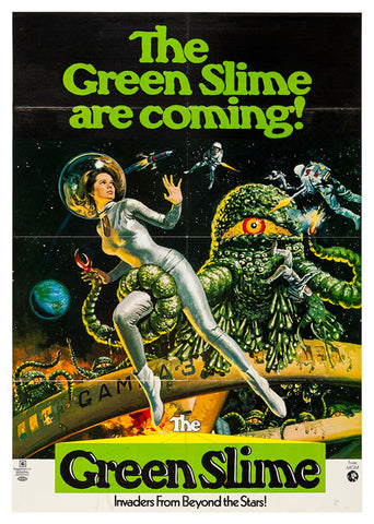 The Green Slime, MocA-205