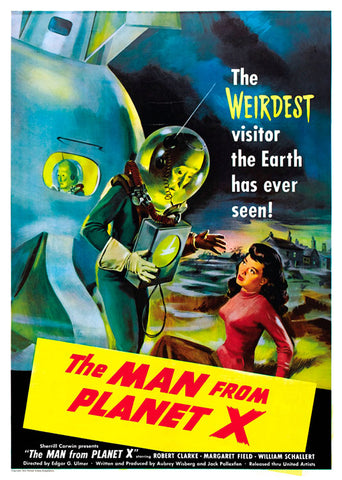 The Man from Planet X, MocA-211