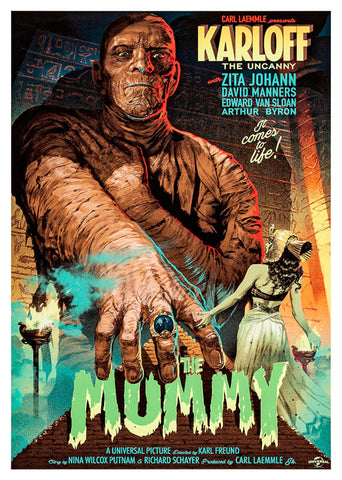The Mummy, MocA-219