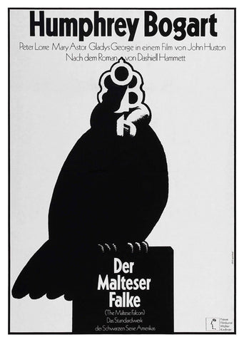 The Maltese Falcon, MocA-259