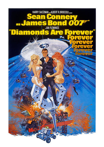 007, Diamonds are Forever, MocB 004.