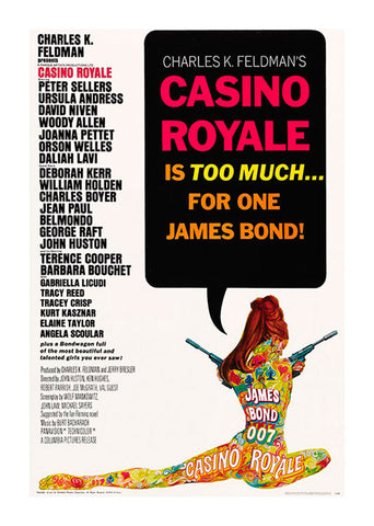 007, Casino Royale, MocB 008.