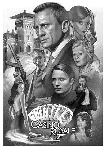 007, Casino Royale, MocB 148.