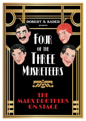 Four of the Three Musketeers, MocB 166.