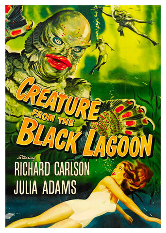 Creature from the Black Lagoon, MocB-167