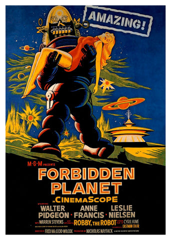 Forbidden Planet, MocB-176