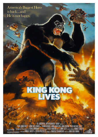 King Kong Lives, MocB-179