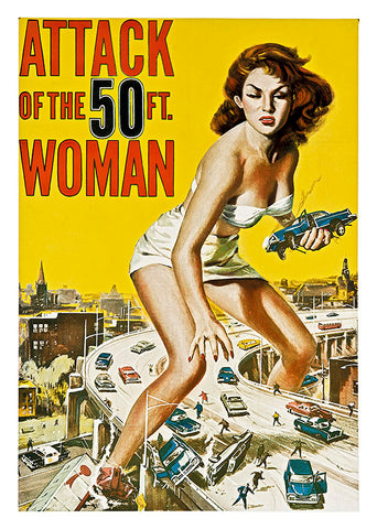 Attack of the 50ft Woman, MocB 013.