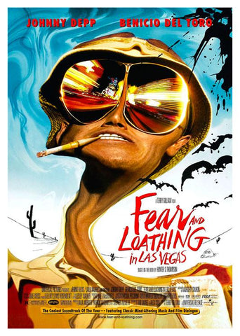 Fear and Loathing in Las Vegas,Mocu 177.