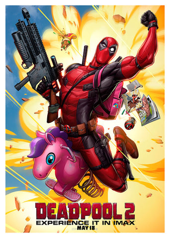 Deadpool, Mocu-312