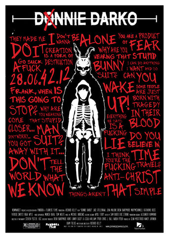 Donnie Darko, Mocu 478.