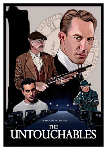 The Untouchables, Mocu-506