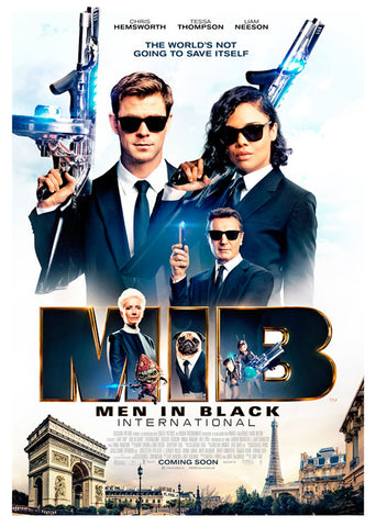 Men in Black: International, Mocu-516
