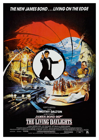 007, The Living Daylights, Mocu-522