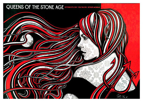 Queens of the Stone Age, Mus-142