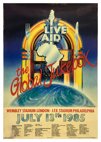 Live Aid Africa, Mus-155