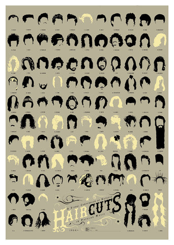 Haircuts of Popular Music, Mus-187