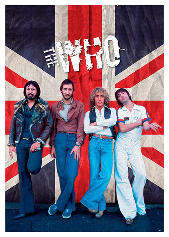 ''The Who'' Mus-95.