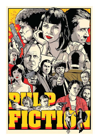 PULP FICTION, LG TNT 22.