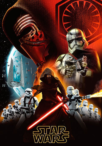 STAR WARS THE FORCE AWAKENS-SLG STW-100X70-A,