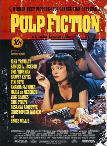 Pulp Fiction, SLG TNT 21.