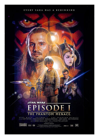 STAR WARS, THE PHANTOM MENACE, STW-12.