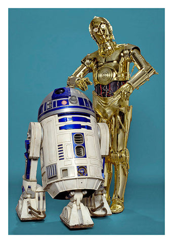 STAR WARS, R2D2 C3PO, STW-29.