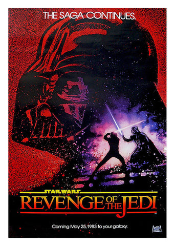 Star Wars, Revenge of the Jedi, STW-6.
