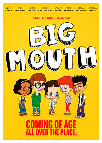 Big Mouth, Srs-171