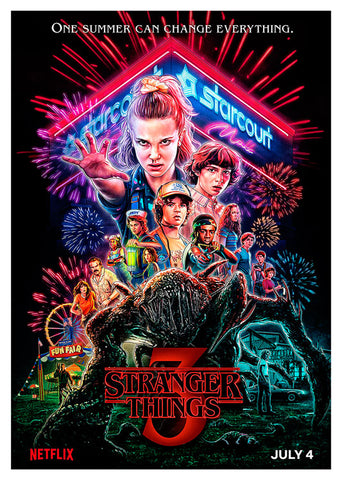 Stranger Things 3, Srs-182
