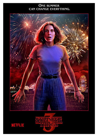Stranger Things 3, Srs-184