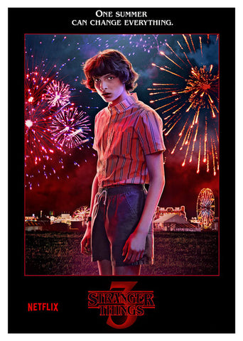 Stranger Things 3, Srs-186